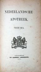 Nederlandsche apotheek.