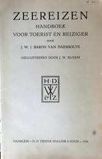 Zeereizen ,handboek voor toerist en reiziger.