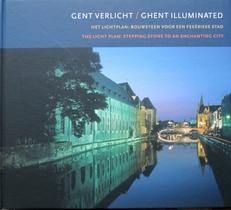 Gent verlicht,Ghent illuminated.