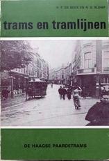 Trams en tramlijnen,de Haagse paardetrams.