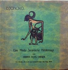 Djonoko,eine Hindu-Javanische Heldensage.