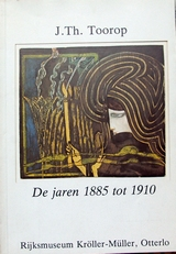 J.Th.Toorop.De jaren 1885 tot 1910.