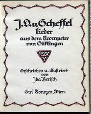 Lieder aus dem Trompeter von Gaffingen.