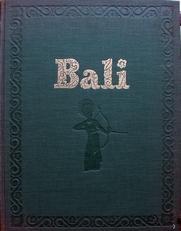Bali ,atlas kebudajaan.cults and customs.