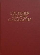 J. de Beijer oeuvrecatalogus.
