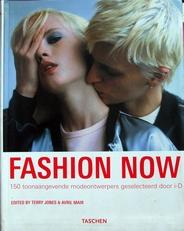 Fashion now.