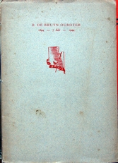 R. de Bruyn-Ouboter.