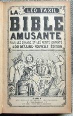 La bible amusante(400 dessins).