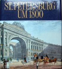 St. Petersburg um 1800.