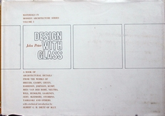 Design with glass.