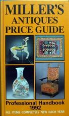 Miller's ,antiques price guide,professional handboek 1992.