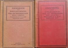 Handboek voor stijl-en ornamentleer.2 delen.