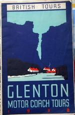 Glenton motor coach tours 1938