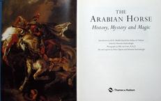 THe Arabian Horse,History,Mystery and Magic.