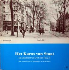 Het Karos van Staat,de achterkant van Oud-Den Haag II