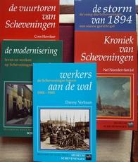 Scheveningen museum Historische reeks deel 1 t/m 5.