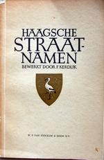 Haagsche Straatnamen.(waarnaar vernoemd).