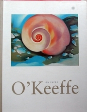 O'Keeffe on paper.