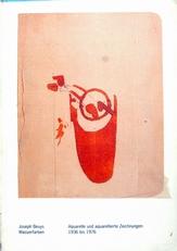 Joseph Beuys, Wasserfarben.