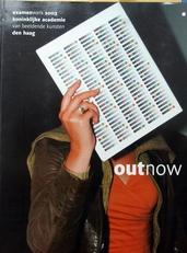 Outnow ,examenwerk 2003,Kon. Ac. beeld.Kunst ,Den Haag.
