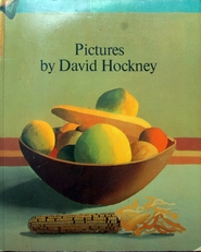 Pictures by David Hockney.