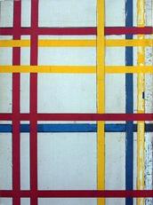 Mondrian,Zeichnungen,tekeningen,drawings.