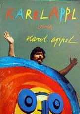 Karel Appel over Karel Appel.