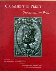 Ornament in Prent,Zeventiende-eeuwse prenten.