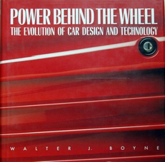 Power behind the wheels.(car design and technology).