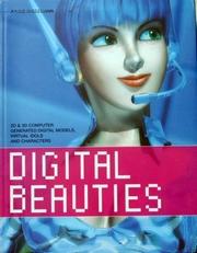 Digital beauties,computer digital models.