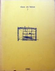 Vlees en Beton 7 .(1986).