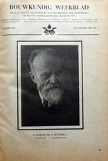 Bouwkundig weekblad. 67ste jaargang 1949.