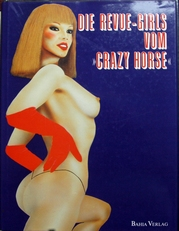 Die revue-girls vom Crazy Horse.