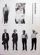 Kontrasten ,22 Nederlandse Kunstenaars van nu.