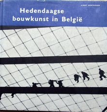 Hedendaagse bouwkunst in Belgie.