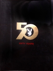 The Playboy book 50 (fifty) years.