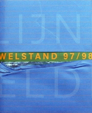 Jaarverslag welstand Den Haag,1997 - 1998.