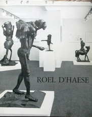 Roel D'Haese.sculptures et dessins.