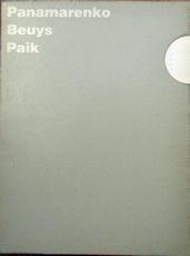 Panamarenko,Beuys,Paik.