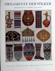 Ornamente der volker,volkskunst in Europa und Asien