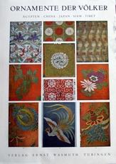 Ornamente der Volker,Agypten,China,Japan,Siam und Tibet