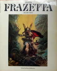 Frank Frazetta .Book Two.