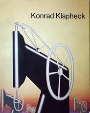 Konrad Klapheck  1974-1975