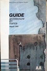 Guide Architecture en France1945-1983