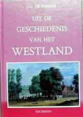 Uit De Geschiedenis Van Het Westland