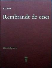 Rembrandt de etser