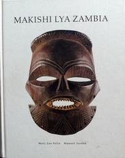 Mask Characters of the Upper Zambezi Peoples.