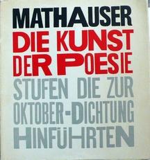 Die Kunst der Poesie.