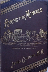 Among the Mongols.