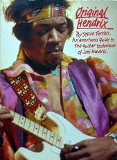 Original Hendrix,guide to guitar technique of Jimi Hendrix.